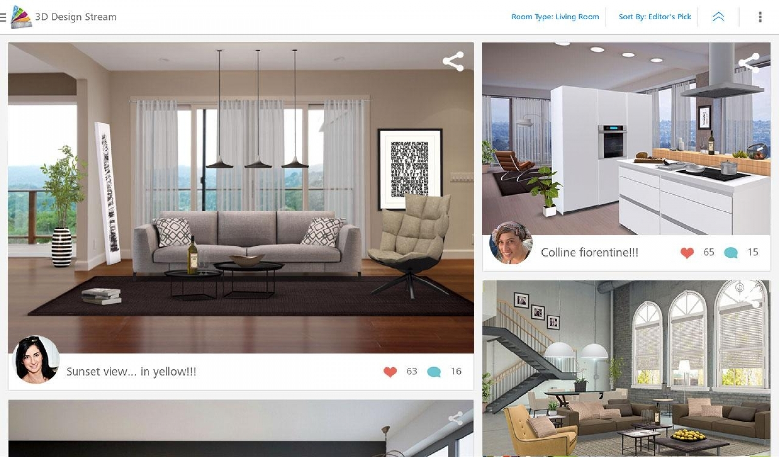 Interior design app android -  Homestyler Interior Design App For Android Or Apple
