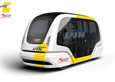 Self-driving shuttle bus: first passengers to disembark at beginning of 2020